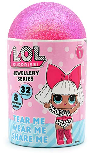 Orologio LOL Surprise Gioielli Accessori per Bambina Bambole LOL Confetti Pop 1 Orologio in Ogni Confezione