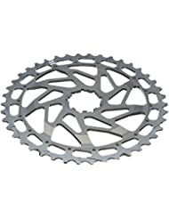 Leonardi Factory Lulu Replacement 42 - Cassette para bicicleta, color aluminio, tamaño XX1