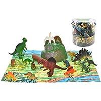Con diseño de dinosaurios de juego de - 18 teilig