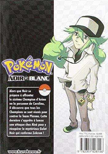 Pokemon Noir et Blanc Vol.5