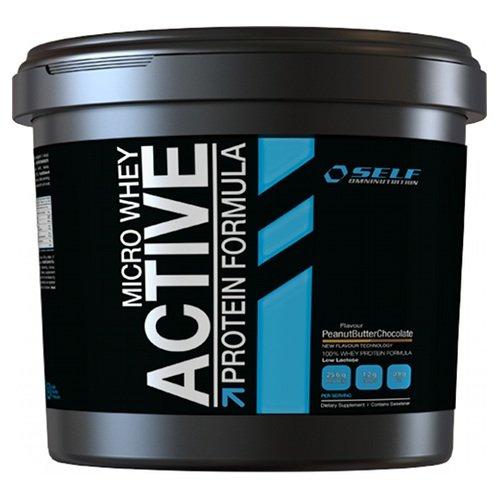 100% Micro Whey Active 1 kg Schokolade und Erdnussbutter (Protein Plus Erdnussbutter)