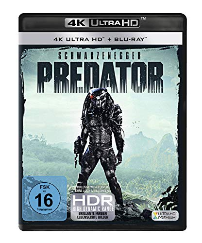 Predator 1  (4K Ultra HD) (+ Blu-ray 2D)