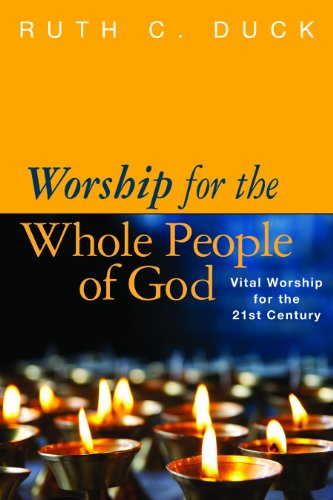 Worship for the Whole People of God (English Edition)