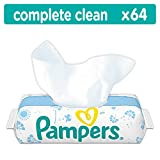 Pampers Complete Clean Baby Wipes Baby Fresh Scent, 768 Wipes - Pack of 12 Bild 1