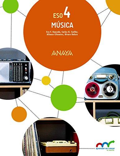 Música 4. (Aprender es crecer en conexión) - 9788469811399