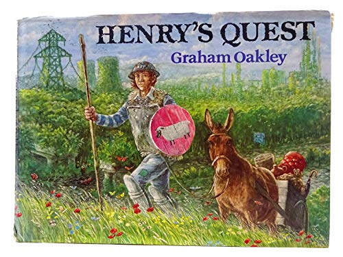 Henry's Quest (Foxbury Force Series)