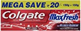 #6: Colgate Maxfresh Spicy Fresh Red Gel Toothpaste - 300 g