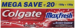 Colgate Maxfresh Spicy Fresh Red Gel Toothpaste - 300 g