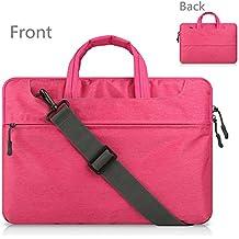 """Funda protectora Oricsson para Tableta portátil para equipaje de 30,4, 33,7, 35,5 y 39,6 cm rosa rosa 15""""-16"""""""