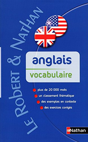 Robert & Nathan Vocabulaire anglais contemporain