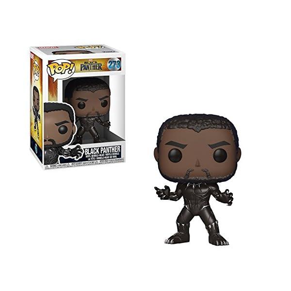 FunKo Pop Marvel Black Panther Black Panther
