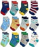 Best Grip Socks - 6 Pairs - Trendy Dukaan™ Kids Grip Socks Review