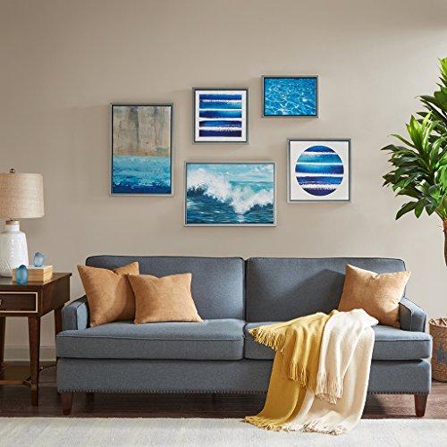 Wasser Tide Galerie Arts blau siehe unten (Madison Kunst)