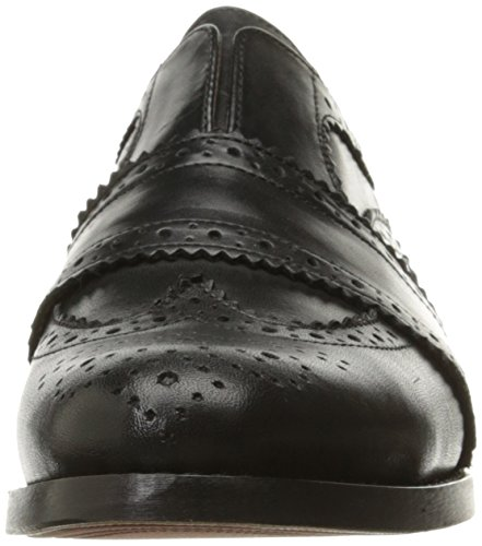 Hudson London Damen Maddie Brogues Schwarz (Black)