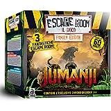 Cranio Creations- Escape Room Jumanji Gioco da Tavolo, Colore Verde, CC189