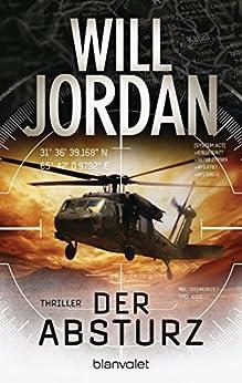Der Absturz: Thriller (Ryan Drake Series 2) von [Jordan, Will]