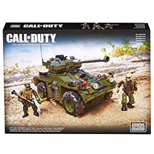 Mattel Mega Bloks DCL09 Call Of Duty – APC Invasion