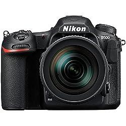 Nikon D500 Appareil photo numérique + NIKKOR AF-S DX 16-80/2.8-4.0 ED VR