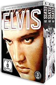 Elvis Presley - The Definitive Collection [3 DVDs]