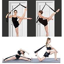 Gamba barella, Get più flessibile con la porta flessibilità Trainer, Premium stretching attrezzatura per danza, balletto, ginnastica, taekwondo & MMA. your own Portable stretch Machine.–Inpay