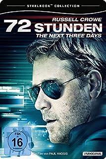 72 Stunden - The Next Three Days / Steelbook Collection