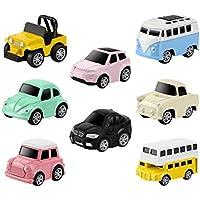 Preisvergleich für Black Temptation Kühle Zurückziehen Fahrzeuge Spielzeug LKW Mini Auto Spielzeug Für Kinder Legierung Spielzeugauto Modell-A23