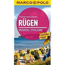 MARCO POLO Reiseführer Rügen, Hiddensee, Stralsund: Reisen mit Insider-Tipps. Mit EXTRA Faltkarte & Reiseatlas