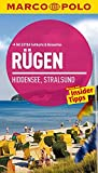 MARCO POLO Reiseführer Rügen, Hiddensee, Stralsund: Reisen mit Insider-Tipps - Mit EXTRA Faltkarte & Reiseatlas - Bernd Wurlitzer, Kerstin Sucher