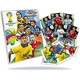 Coupe du monde de football 2014 bresil cartes collectionner hobbies jeux et - Jeux de football coupe du monde 2014 ...