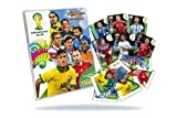 Panini 059021 - Adrenalyn World Cup 2014 Brazil Starterpack
