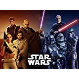 Akhuratha Designs Movie Star Wars HD Wall Poster - B072FVD3L5