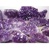 Mineral Import - Drusa Amatista Brasil Calidad Extra (pack de 1 kg) - 230VC
