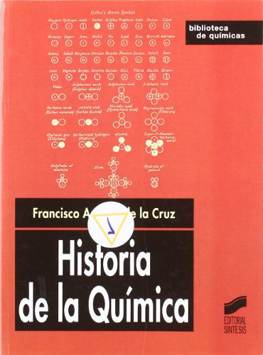 Historia de la química por Francisco Aragón de la Cruz