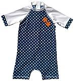FEDJOA - Combinaison Anti-UV - CLOTILDE - Maillot de bain bébé fille - 18-24 mois