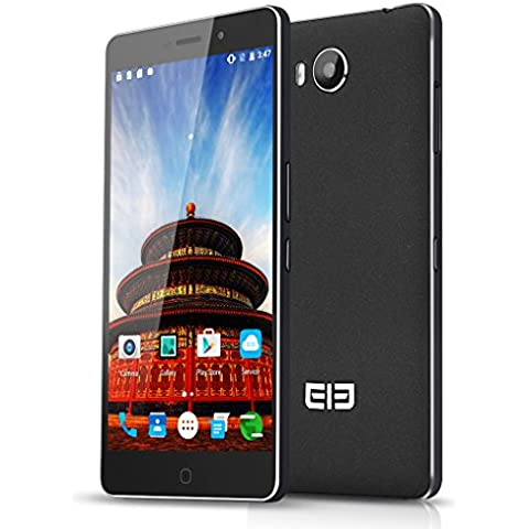 Elephone P9000 Lite - 4G Smartphone Libre Android 6.0 Multi-Idioma (FHD Pantalla 5.5'' IPS, MT6755M Octa Core 2.0 GHz, Dual Sim, 4G Ram, 32G Rom, Cámara 13Mp, USB Type-C),