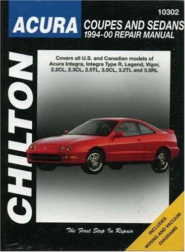 acura-coupes-and-sedans-1994-00-chiltons-total-car-care-repair-manuals