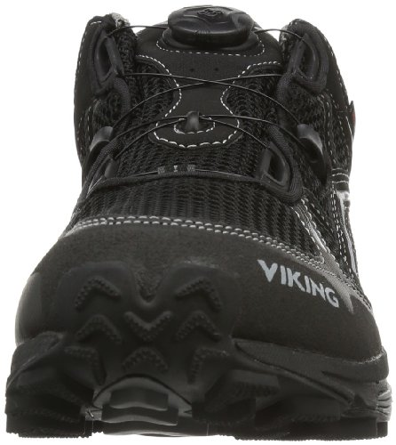 Viking APEX BOA GTX Unisex Erwachsene Traillaufschuhe Schwarz (Black 2)