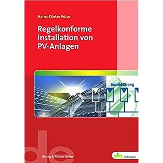 Normgerechte Installation von PV-Anlagen (de-Fachwissen)