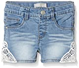 NAME IT Mädchen Short NITSIRIBITA M SLIM DNM 216, Gr. 98, Blau (Light Blue Denim)
