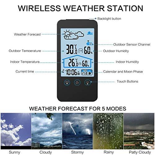 Zoom IMG-3 qka digital weather station wireless