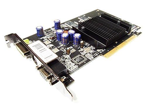 XFX Nvidia Geforce FX5200 128MB DDR TV DVI VGA AGP Graphics Card PV-T34K-NAHG (Generalüberholt) (Geforce Nvidia Fx5200)