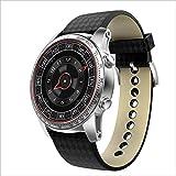 Human KW99 Smart Watch Runden Bildschirm Android Herzfrequenz Bluetooth-Telefonuhr