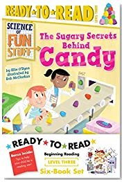 Science of Fun Stuff Ready-To-Read Value Pack: The Sugary Secrets Behind Candy; The Innings and Outs of Baseball; Pulling Back the Curtain on Magic!; ... How Airplanes Get from Here...to There!