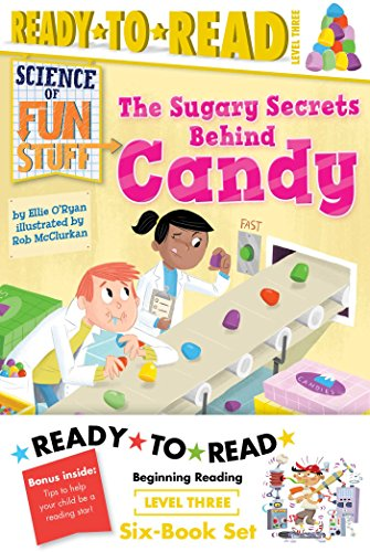 Science of Fun Stuff Ready-to-Read Value Pack: The Sugary Secrets Behind Candy; The Innings and Outs of Baseball; Pulling Back the Curtain on Magic!; ... How Airplanes Get from Here...to There! -