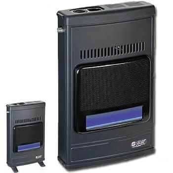 Stufa a gas metano da parete o da pavimento per 110 m3 for Stufa bartolini ventilata