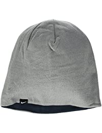 Nike 856784-454 Bonnet Mixte Adulte, Armory Navy/Cool Grey/Reflective Silver, FR : Taille Unique (Taille Fabricant : Taille Unique)