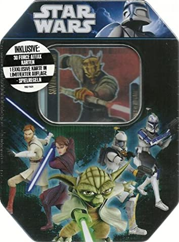Star Wars Force Attax Serie 2 - Tin