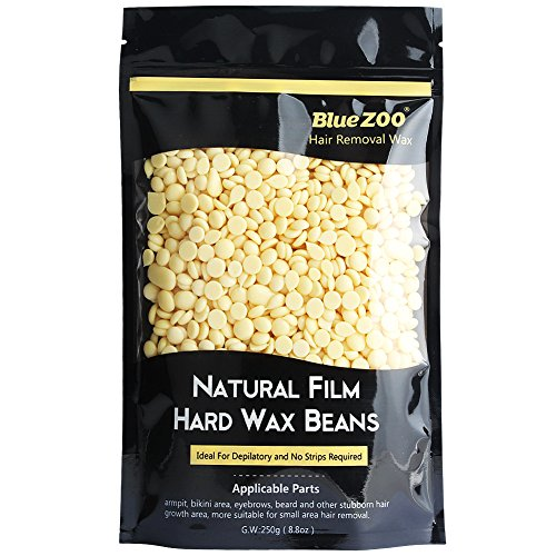 Perle Body Cream (TEERFU Premium-Niedrigtemp-Heißwachs, Intime Und Achseln. Benutzung Ohne Vliesstreifen. Mikrowelle Geeignet Wachs Perlen,Depilatory Hot Film Hard Wax Beans Pellet Waxing Body Bikini Hair Removal 250g)
