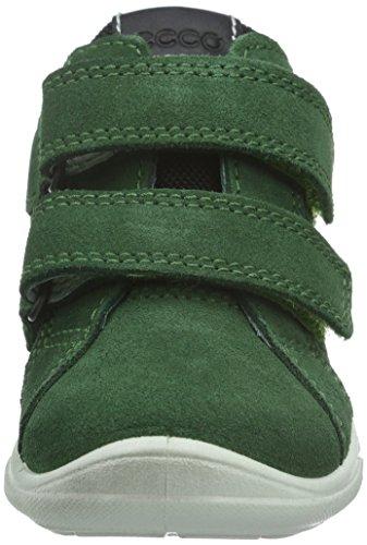 Ecco First, Chaussures Marche Bébé Garçon Vert (PASTURES/BLACK59990)