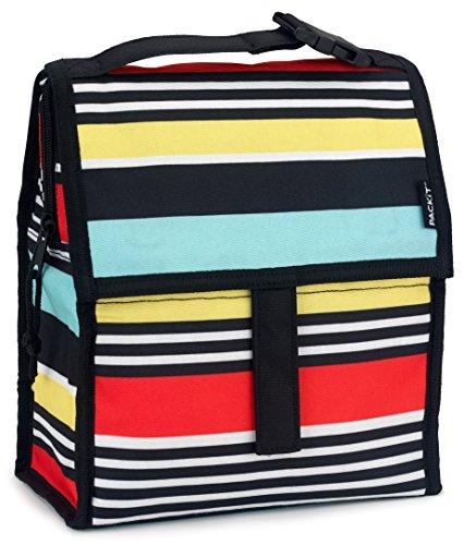 Packit Borsa Termica, Multicolore (Surf Stripe) Multicolore (Surf Stripe)